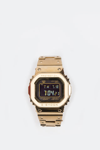 G-SHOCK GMWB5000GD-9 GOLD