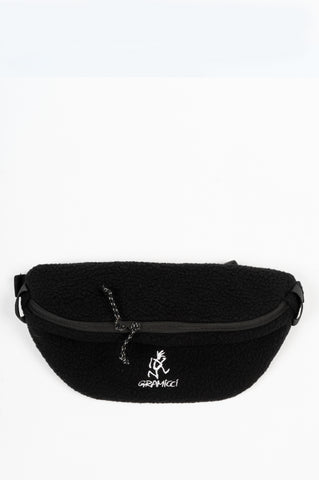 GRAMICCI BOA FLEECE BODY BAG BLACK