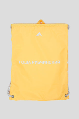 GOSHA RUBCHINSKIY X ADIDAS GYM BAG ORANGE