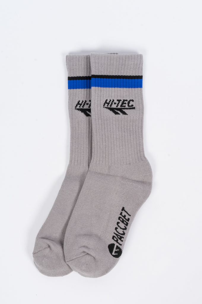 RASSVET X HI-TEC WOVEN SOCKS GREY - BLENDS