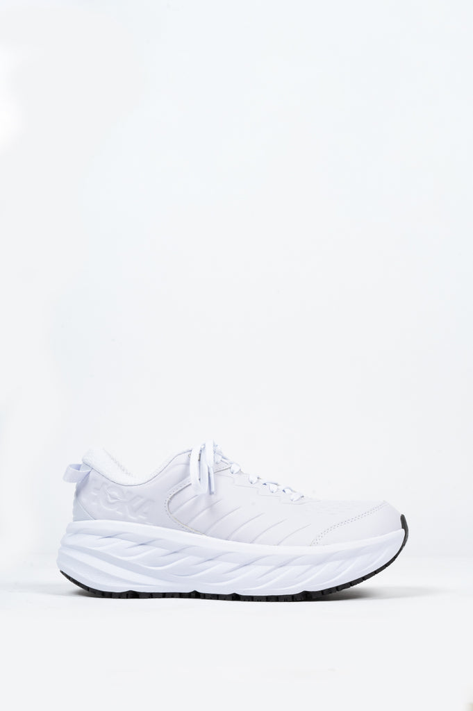 HOKA ONE ONE BONDI SR W WOMENS WHITE