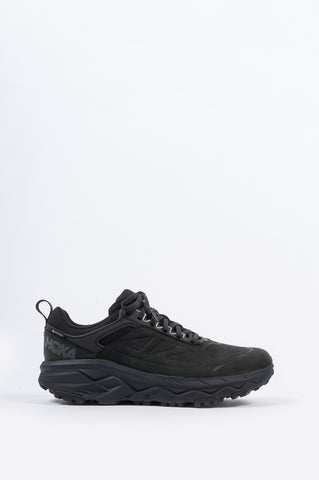 HOKA ONE ONE CHALLENGER LOW GORE-TEX BLACK - BLENDS