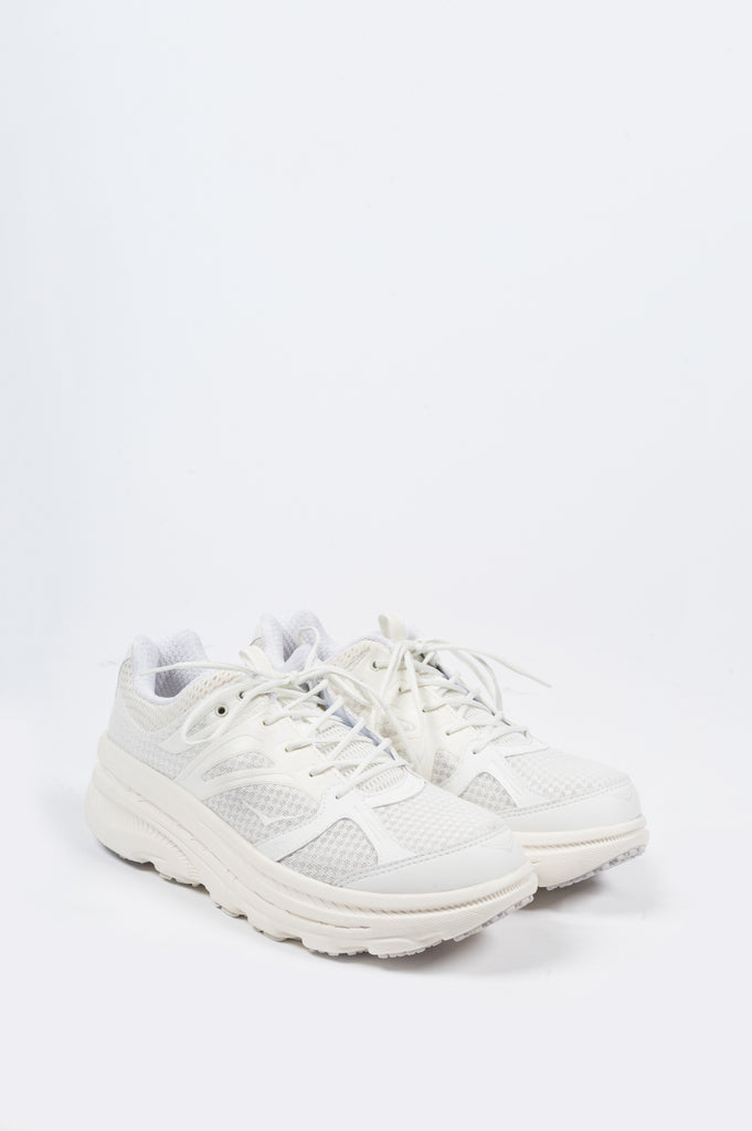 HOKA ONE ONE X ENGINEERED GARMENTS BONDI B WHITE - BLENDS