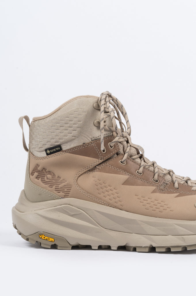 HOKA ONE ONE KAHA GTX DUNE OXFORD TAN - BLENDS