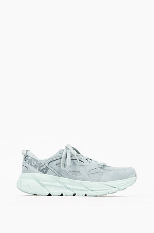 HOKA ONE ONE CLIFTON L SUEDE GREY MIST