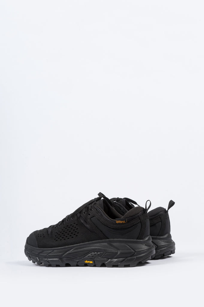 HOKA ONE ONE TOR ULTRA LOW WATERPROOF JP BLACK - BLENDS