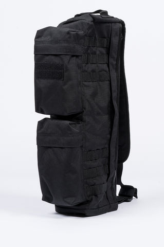 JUNYA WATANABE MAN MILITARY BAG BLACK - BLENDS