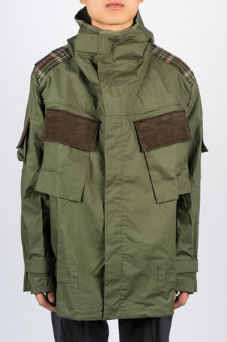 JUNYA WATANABE MAN X ARK AIR FIELD JACKET