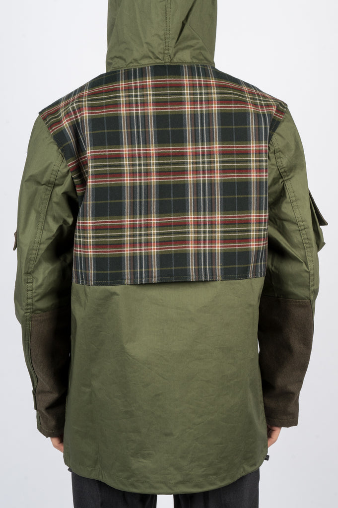 JUNYA WATANABE MAN X ARK AIR FIELD JACKET - BLENDS
