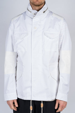 JUNYA WATANABE M65 JACKET WHITE - BLENDS