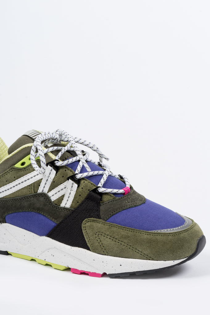 KARHU FUSION 2.0 FOREST NIGHT BRIGHT WHITE