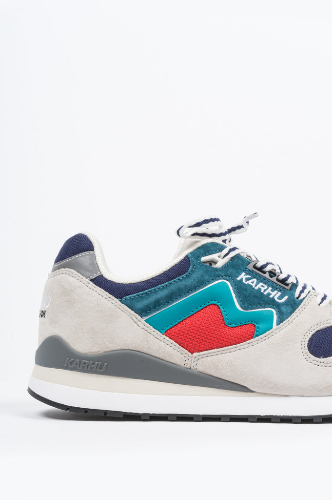"KARHU ""RALLY PACK"" SYNCHRON CLASSIC GLACIER GREY LIGHT BLUE - BLENDS"