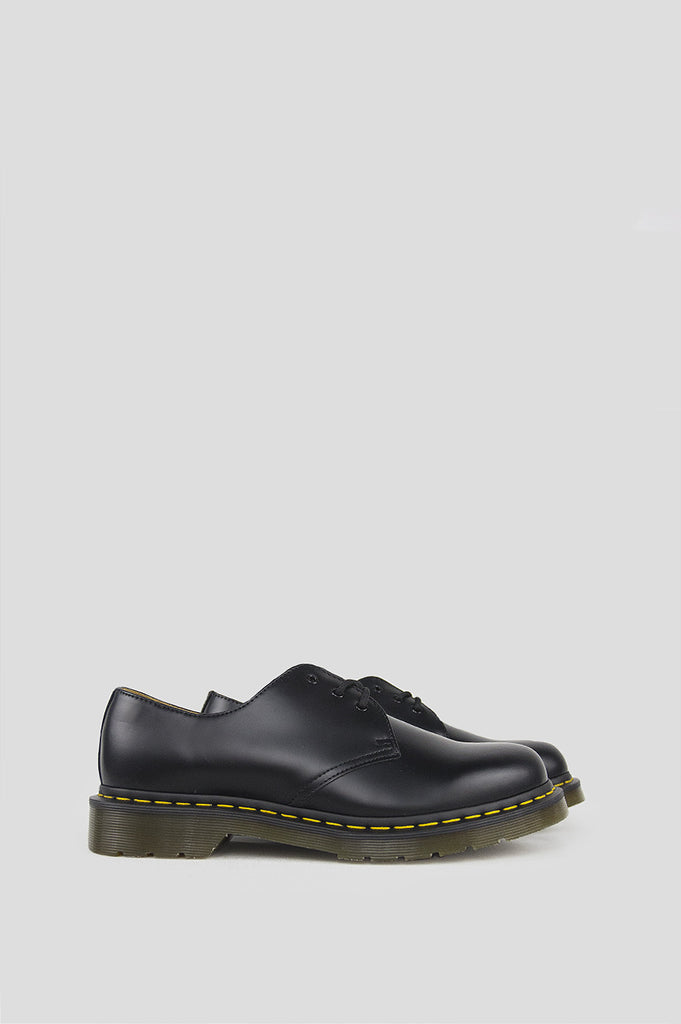 DR MARTENS 1461 SMOOTH BLACK - BLENDS