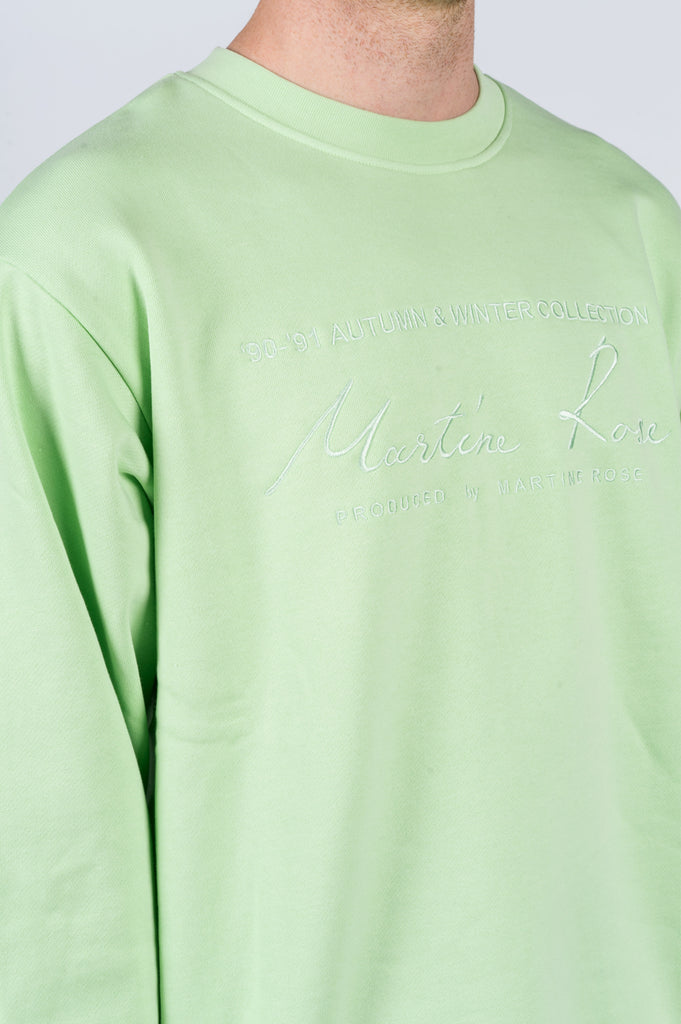 MARTINE ROSE CLASSIC CREW PIST - BLENDS