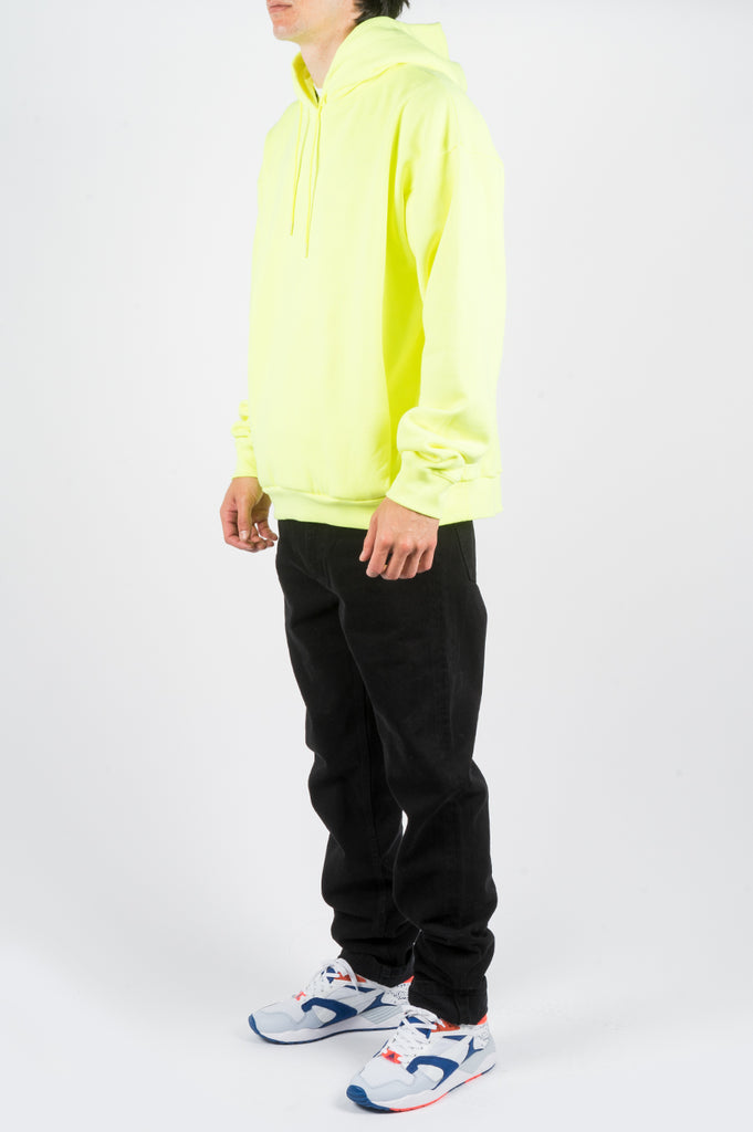 MARTINE ROSE CLASSIC HOODIE FLUORO - BLENDS