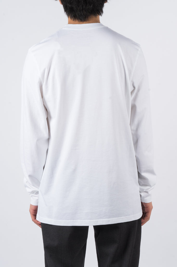 MARTINE ROSE CLASSIC LS THISRT SS20 WHITE - BLENDS