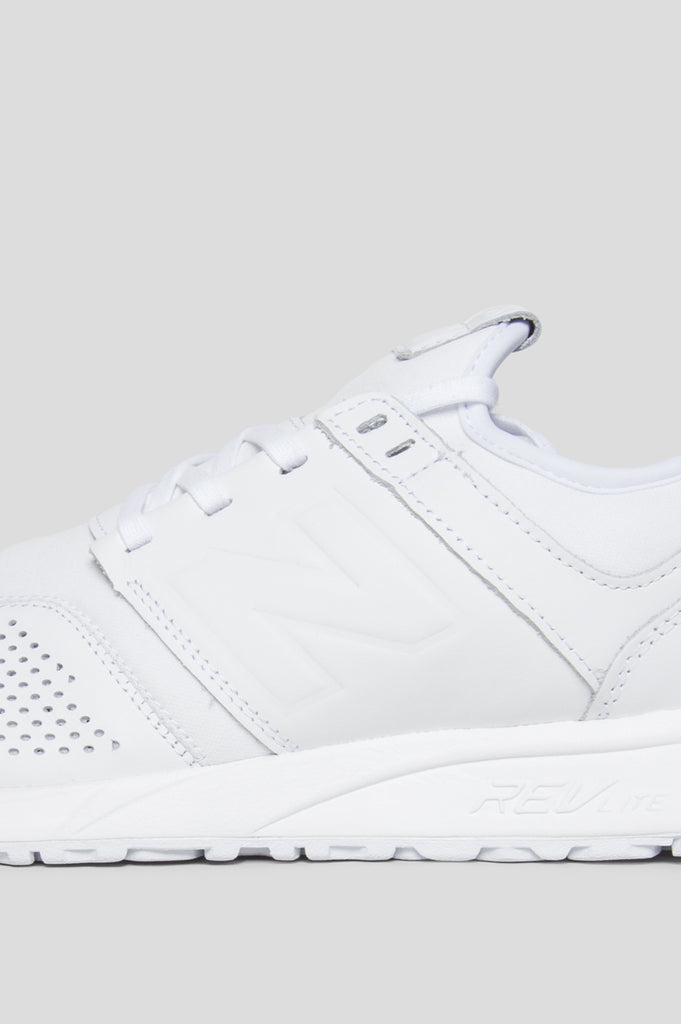 NEW BALANCE MRL247LW WHITE - BLENDS