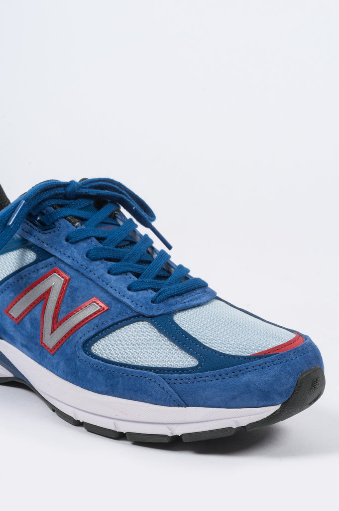 NEW BALANCE 990 V5 USA ANDROMEDA BLUE - BLENDS