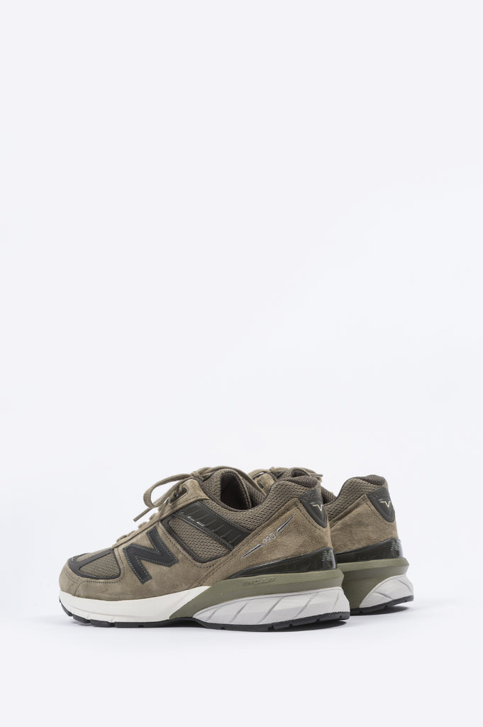 NEW BALANCE 990 V5 USA COVERT GREEN - BLENDS
