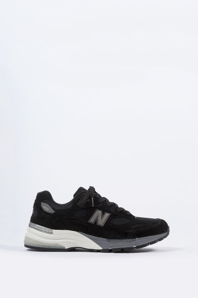 NEW BALANCE 992 USA BLACK - BLENDS