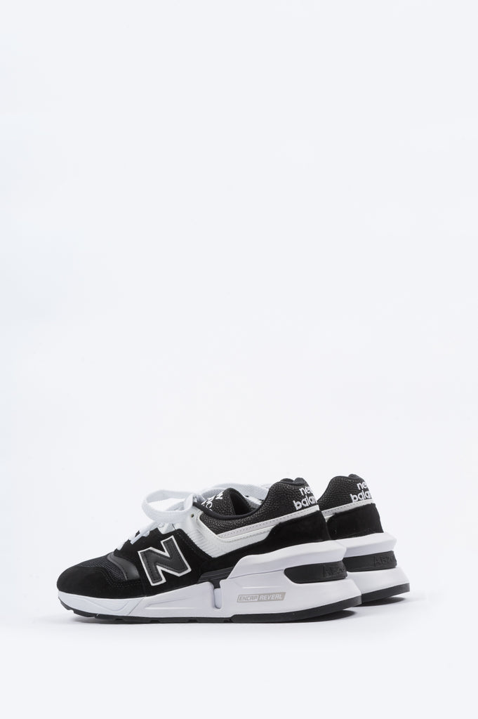 NEW BALANCE 997 SPORT USA BLACK WHITE - BLENDS