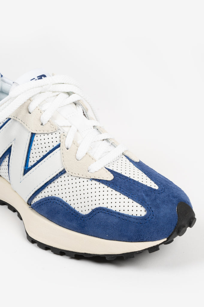 NEW BALANCE 327 PRIMARY BLUE