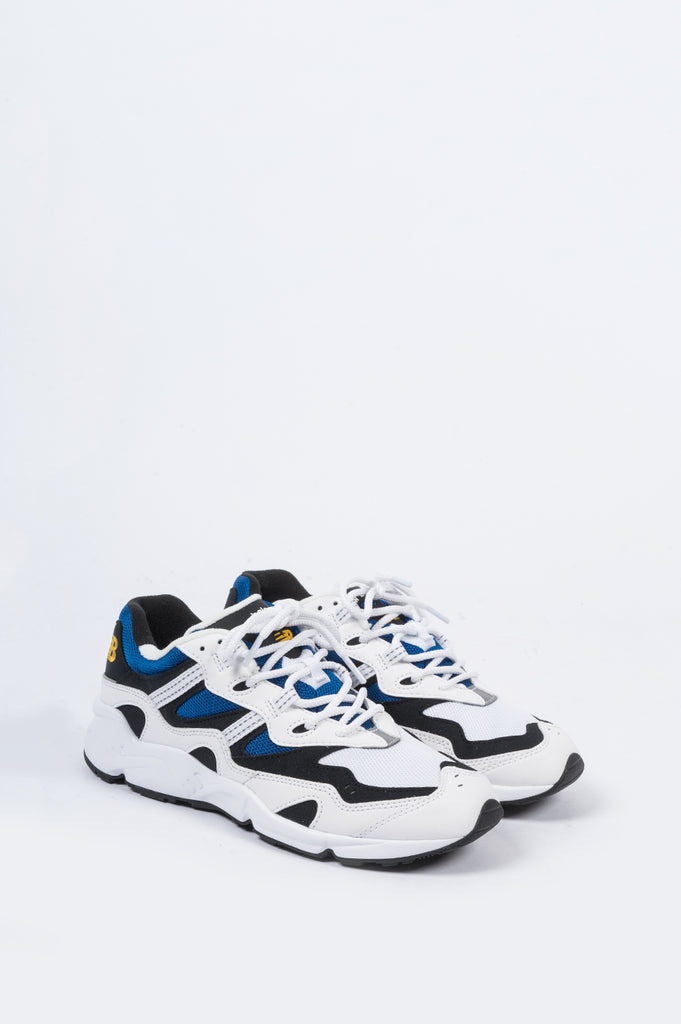 NEW BALANCE 850 WHITE BLUE - BLENDS