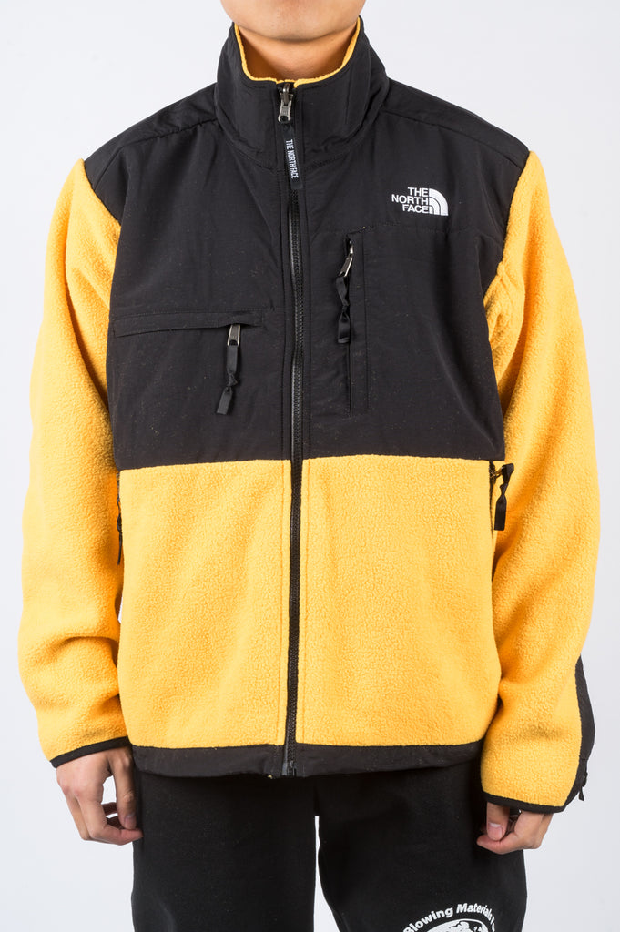 THE NORTH FACE 1995 RETRO DENALI JACKET YELLOW - BLENDS