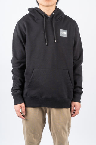 THE NORTH FACE 2.0 BOX PULLOVER HOODIE BLACK - BLENDS