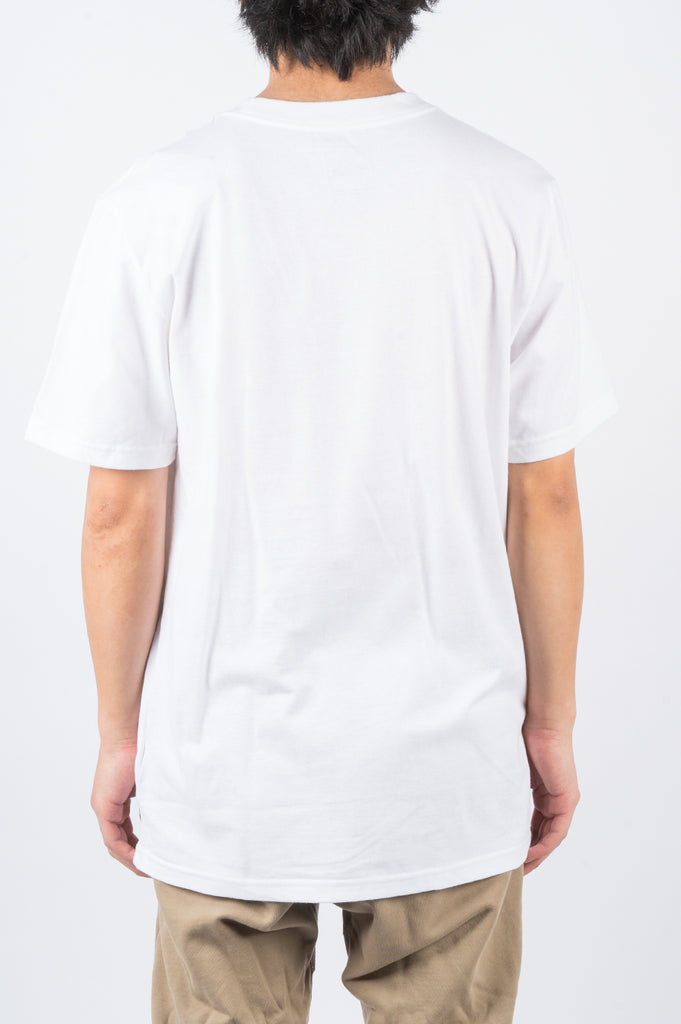 THE NORTH FACE SS NEW BOX TEE WHITE - BLENDS