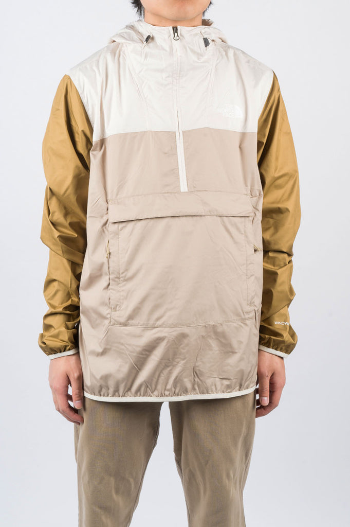 THE NORTH FACE FANORAK TWILL BEIGE - BLENDS