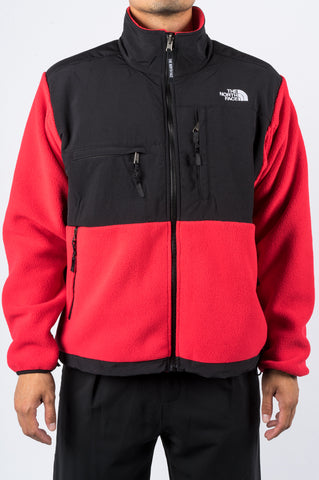 THE NORTH FACE 1995 RETRO DENALI JACKET RED - BLENDS