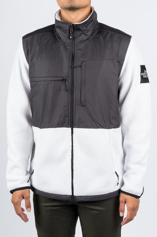 THE NORTH FACE DENALI FLEECE WHITE