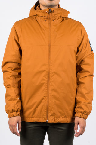 THE NORTH FACE INSULATED MOUNTAIN Q JACKET CARAMEL CAFE - BLENDS