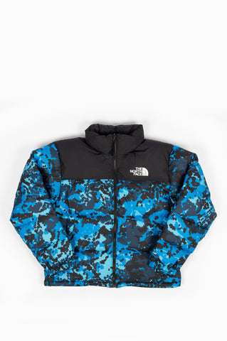 THE NORTH FACE 1996 RETRO NUPTSE JACKET CLEAR LAKE