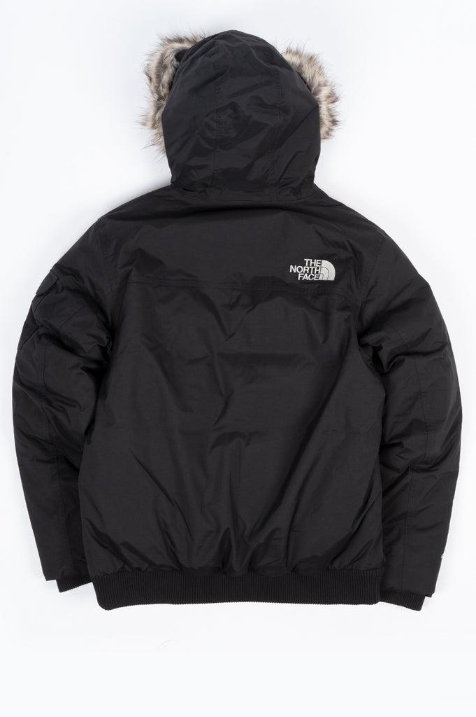 THE NORTH FACE GOTHAM JACKET III BLACK