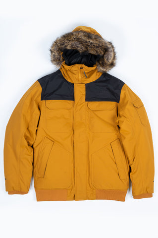 THE NORTH FACE GOTHAM JACKET III TIMBER TAN