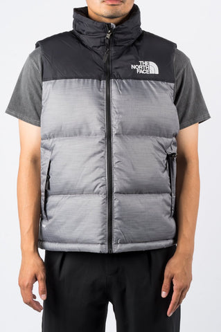 THE NORTH FACE 1996 RETRO NUPTSE VEST GREY