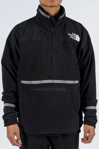 THE NORTH FACE '92 RAGE FLEECE ANORAK BLACK