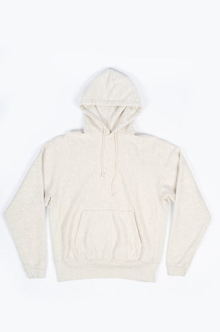HOUSE OF PAA PARKA HOODED PULLOVER SWEATSHIRT OAT