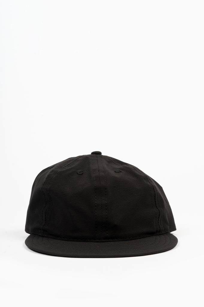 HOUSE OF PAA STRETCH FLOPPY BALL CAP BLACK