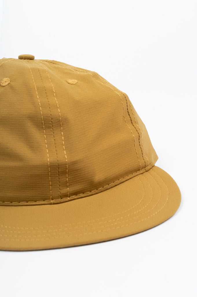 HOUSE OF PAA STRETCH FLOPPY BALL CAP KHAKI