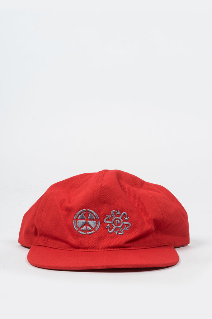 RASSVET CAP RED