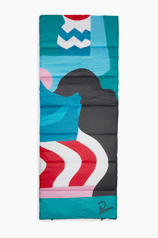 PARRA THE COMFORTING ROOM SLEEPING BAG MULTI - BLENDS