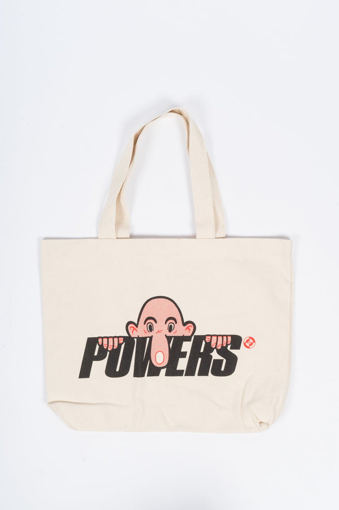 POWERS KILROY TOTE D6 NATURAL - BLENDS