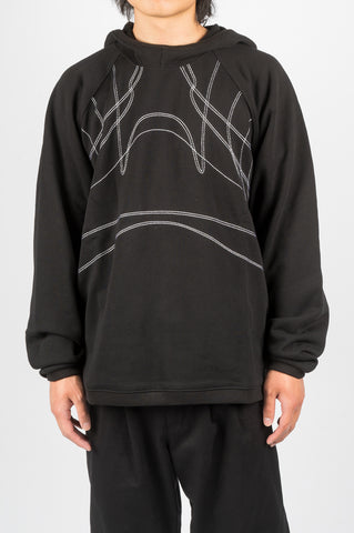 PUMA X BILLY WALSH KING HOODIE BLACK