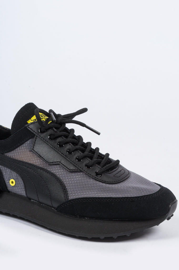 PUMA X CHINATOWN MARKET FUTURE RIDER BLACK - BLENDS
