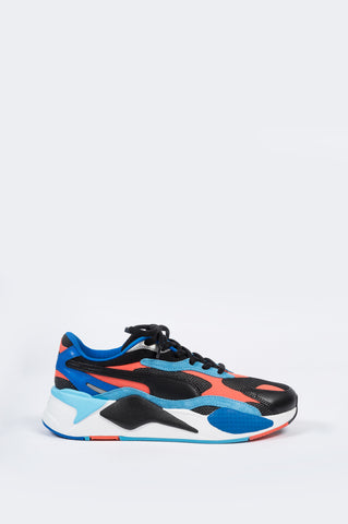 PUMA RS-X3 LEVEL UP BLACK HOT CORAL - BLENDS