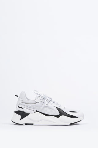 PUMA RS-X CORE WHITE BLACK - BLENDS