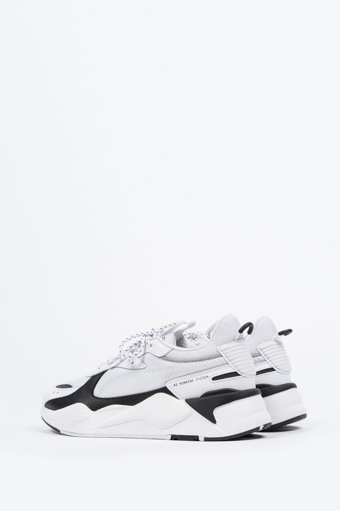 PUMA RS-X CORE WHITE BLACK